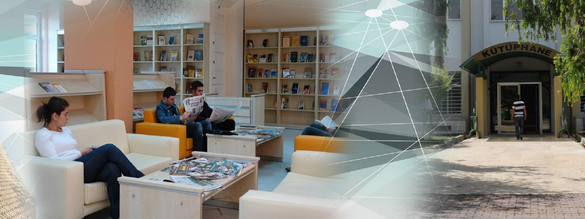 Kütüphane Ana Sayfa